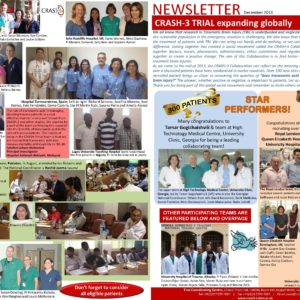 Newsletter December 2013