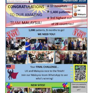 Malaysia Newsletter September 2018